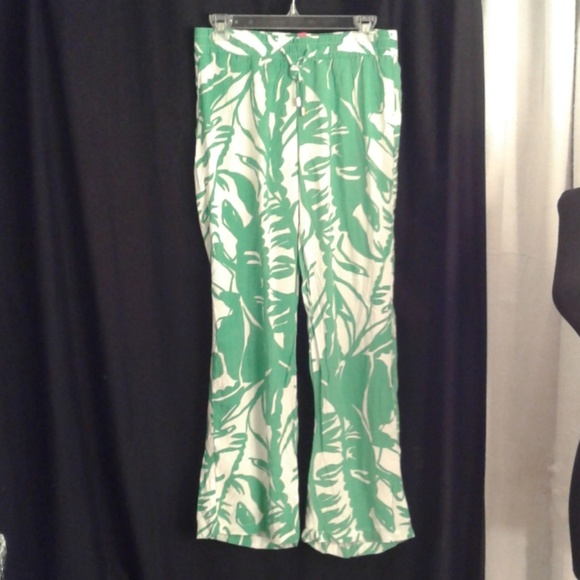 9233af298e Lilly Pulitzer for Target Pants - Lilly Pulitzer XS Boom Boom Palazzo Pants
